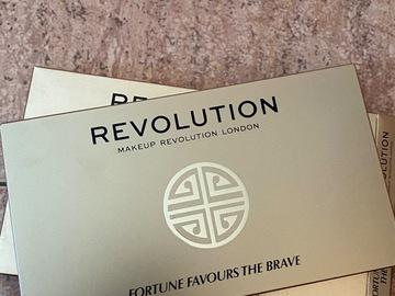 Venta: Fortune Favours The Brave Palette