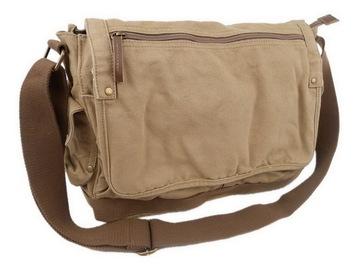 """Buy Now: 15"""" Casual Style Canvas Laptop Messenger Bag C31kk"""