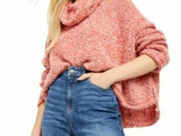 Buy Now: 45pc Women's New 'FREE PEOPLE' Sweater Lot