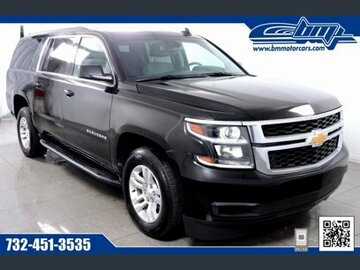 Cars for Sale: 2018 Chevrolet Suburban 4WD LT