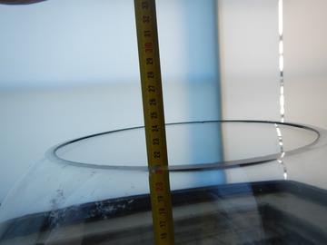 Ilmoitus: Iso lasimalja