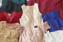 Buy Now: Lot of 10 Gowns from Nordstrom Returns