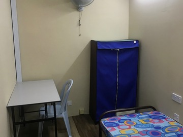 For rent: Room Rent with Fully Furnished at SS20, Damansara Kim, PJ