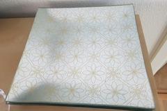 Ilmoitus: Kulta/hopeiset lautaset