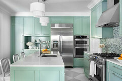 Offering without online payment: Barreto Kitchen Cabinet Painters in Farmers in Farmers Branch
