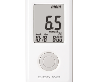SALE: Bionime Blood Glucose Monitor   Buy in Toronto   Pickup-Delivery
