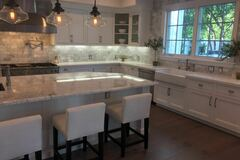 Offering without online payment: Kitchen Cabinet Painting Painters in Wooddale