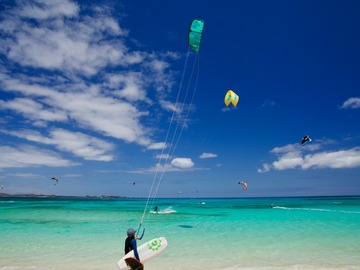 Course: Intermediate Kite course 2 days