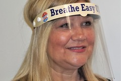 Sell your product: Breathe Easy USA™ Protective Face Shield