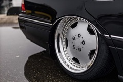 Selling: 3 piece wheels 17x8.5 | 5x114.3 | Superstar Dish wheels for sale