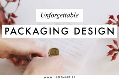 Offering online services: Custom packaging design for your Etsy Shop
