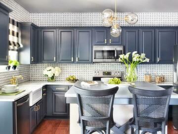 Offering without online payment: Kitchen Cabinet Painting Painters in Orange County