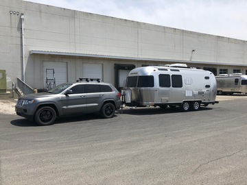 Trailer Sales: 2018 Flying cloud w/ Tow vehicle