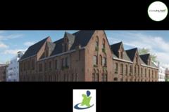 .: Collegium Zottegem| Door Studiebureau Enerdo