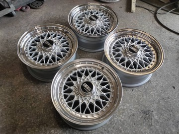 Selling: bbs rs 15'' 4x100 001 003 vw mk2 bmw e30