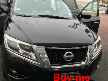 Cars for Sale: 2016 Nissan a pathfinder With TLC plate