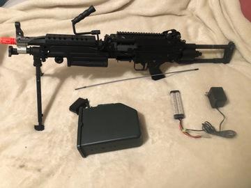Selling: M249 SAW para