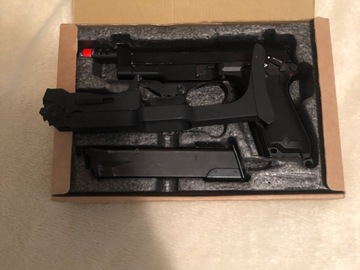 Selling: KWA M93R with stock