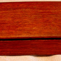 Selling with online payment: Vintage MASSIVE 9 3/4 inch wood block weighs 2 pounds !!!