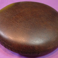 Selling with online payment: Vintage ROGERS brown seat top