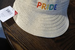 Buy Now: Pride visor caps