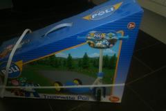 Vente: Patinette 3 roues robocar poli