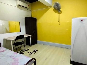 For rent: {FULLY FURNISHED} Room for Rent at SS22, Damansara Jaya, PJ