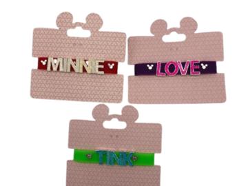 Buy Now: 48 Disney Bracelets  Assorted Styles