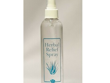 Selling with online payment: Herbal Relief Spray