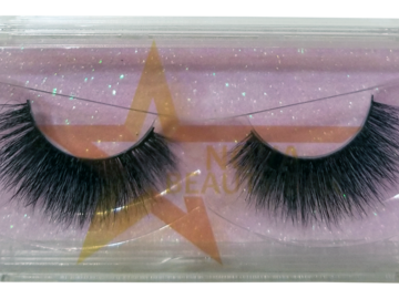 Selling with online payment: Mink Eyelashes: Style: Glam