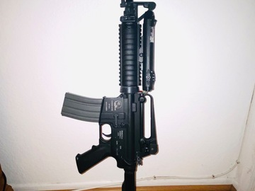 Selling: Classic Army M15A4 R.I.S. AEG $110 OBO