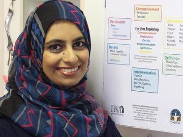 In-Person & Online: Taskeen Jamal - Certified BodyTalk Practitioner