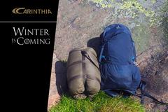 Vuokrataan (viikko): Talvimakuupussi - Carinthia SA M05 makuupussi