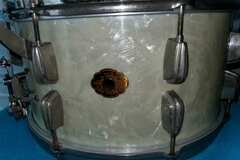 Selling with online payment: SLINGERLAND Radio King era snare drum