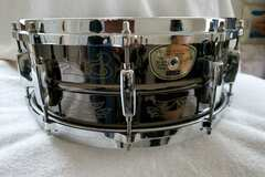 "Selling with online payment: "" Slim Jim "" Phantom PEACE snare drum"