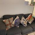 Myydään: 3 Seater Sofa
