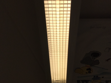 Sell: plafondverlichting U