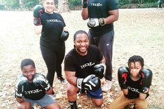 Offering-Per hour service: Boxing training