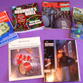 Selling with online payment: 1982 1989 Ludwig catalogs, Cangany Drum book and more