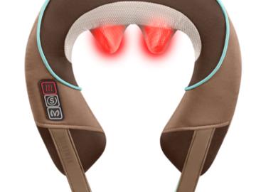 SALE: HOMEDICS Shiatsu & Vibration Neck Massager