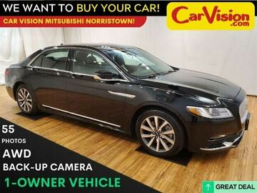 Cars for Sale: 2018 Lincoln Continental Premiere Livery AWD