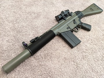 Selling: JG G3 Custom build. Highly upgraded, includes many extra accessor