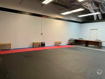 List a Space: Martial Arts Training Space