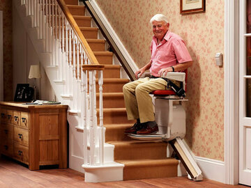 QUOTE: Certified Stannah Stairlifts - South Florida