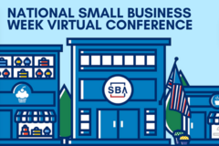 Announcement: National Small Business Week Virtual Conference