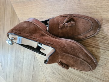 Online payment: Loafers Caulaincourt size 8
