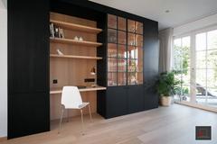.: Interieurkabinet - ontwerp & aanneming - Aannemer - Mechelen