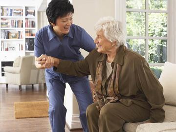 QUOTE: In-Home Caregiver Service   Boston, MA