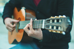 Online Payment - 1 on 1: Jazz and blues guitar
