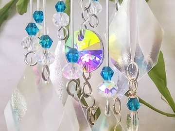 Selling with online payment: Mini Rainbow Suncatcher